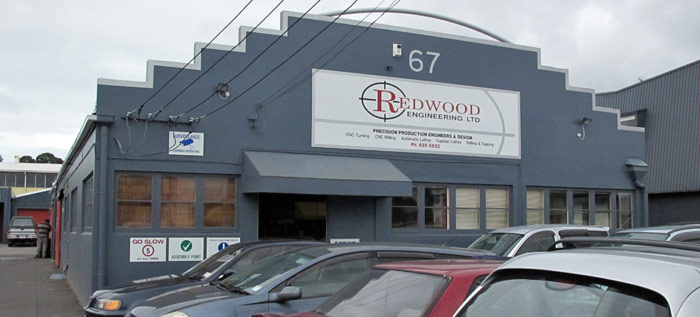 About Redwood Engineering